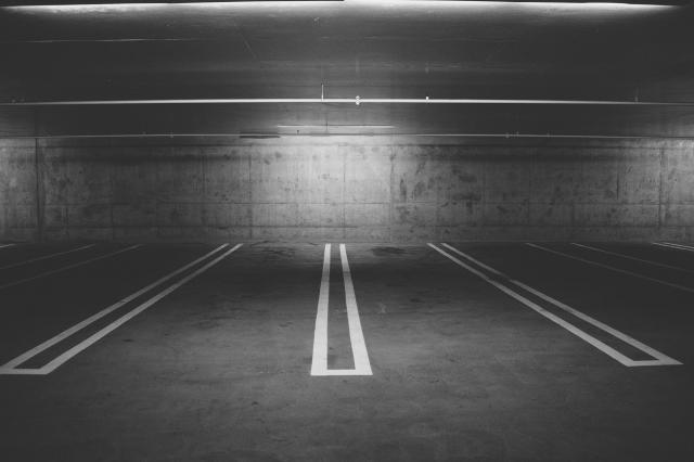 parking-parking-lot-underground-garage